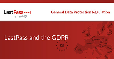LastPass & the GDPR One-Pager